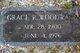 Grace <I>Rice</I> Woodward