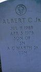 Profile photo:  Albert Marth, Jr
