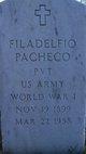 Filadelfio Pacheco