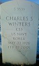 Charles S Winters