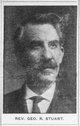 Profile photo:  George Rutledge Stuart, Sr