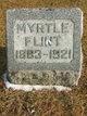 Myrtle May <I>VanValkenburgh</I> Flint