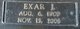 Exar Jean <I>Wardrup</I> Beasley