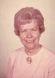 "Nannie Sue ""Sue"" <I>McCuistion</I> Johnson"