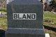 Milton Eugene Bland