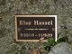 Mrs Else Margrethe <I>Nielsen</I> Hassel