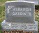 Rebecca A Gardiner