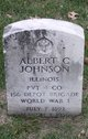 Profile photo:  Albert C Johnson