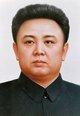 Profile photo:  Kim Jong-il