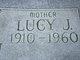 Lucy Jane <I>Trecy</I> Musson