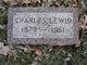 Charles Martin Lewis