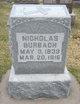 Profile photo:  Nicholas Burbach