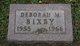 Deborah M. Bixby