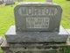 "Glorvina Martha ""Vina"" <I>Matheny</I> Morton"