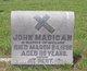 John Madigan
