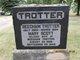 Mary <I>Scott</I> Trotter