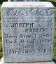 Joseph Hacker