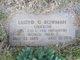 Lloyd Garrison Bowman