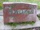 Edna C. <I>Curtis</I> Hovenden