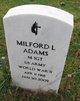 Milford L. Adams