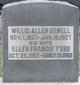 Willis Allen Dowell