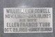 Ellen Frances <I>Tubb</I> Dowell