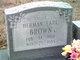 Herman Earl Brown
