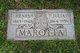 """Mrs Maria """"Marie"""" <I>Marotta</I> Ramsey"""