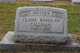 Profile photo:  Eugenia Claire <I>Wardlaw</I> Callihan
