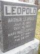 "Mary Jane ""Mollie"" <I>Reed</I> Leopold"