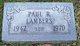 Paul Ronald Lambers