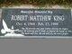 Robert Matthew King
