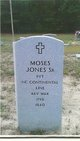 Moses Jones, Sr