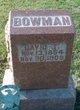 Profile photo:  David T Bowman