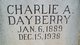 """Profile photo:  Charles Armsby """"Charlie"""" Dayberry"""