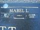 Mabel Lillian <I>Carr</I> Hazlett