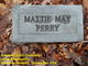 Mattie May Perry