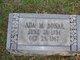 Profile photo:  Ada May <I>Polk</I> Bonar