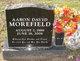 "Profile photo:  Aaron David ""Bro A"" Morefield"