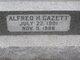 Alfred Harrison Gazett