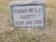 Howard Wesley Gazett