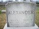 Profile photo:  Ollie A Alexander