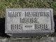 Mary Ann <I>McGowan</I> Moore