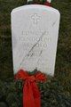 Profile photo: Sgt Edmund Randolph Arnold