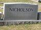 Awa <I>Nicholson</I> Edney