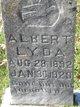 Profile photo:  Albert Lyda