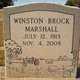 Profile photo:  Winston Brock Marshall