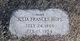 Julia Frances <I>Barker</I> Hope