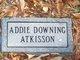 Profile photo:  Addie <I>Downing</I> Atkisson