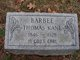 Thomas Kane Barbee